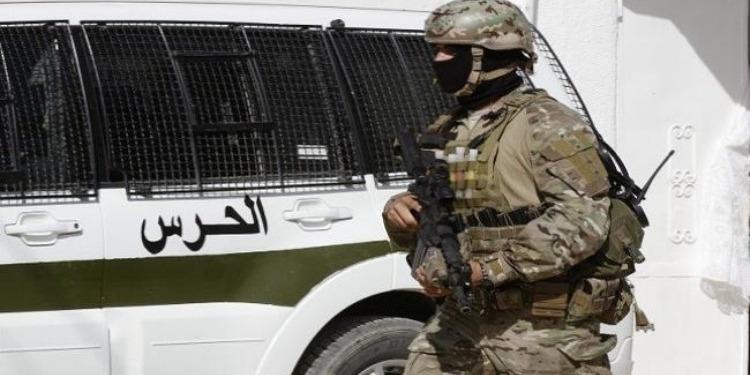 باجة: القبض على 7 أشخاص من بينهم 4 تكفيريين شاركوا في عمليات نهب ليلية