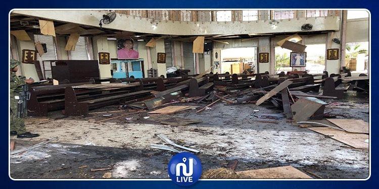 Philippines: 18 morts dans un attentat contre une cathédrale