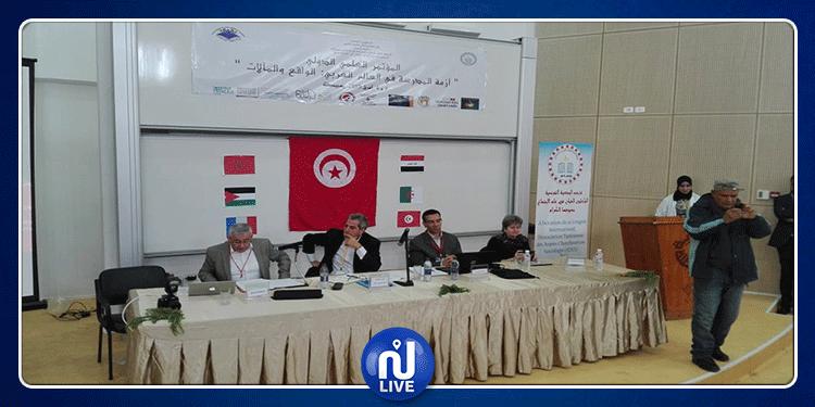سبيطلة: انطلاق المؤتمر العلمي الدولي أزمة المدرسة في العالم العربي