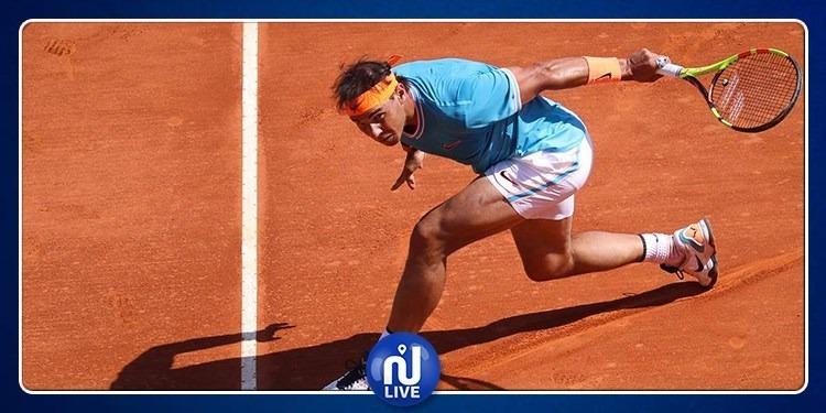 Monte-Carlo : Nadal réussit son entrée