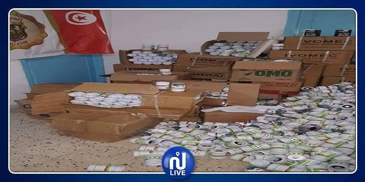 تطاوين: ضبط أدوية حيوانات مهربة نحو ليبيا