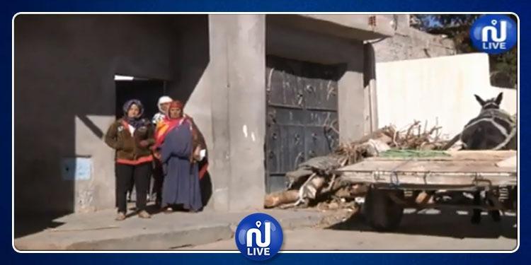 عائلها الوحيد شيخ يعمل على 'كريطة':عائلة من سبيطلة تطلب يد المساعدة