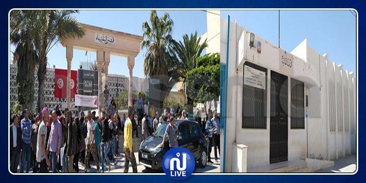Sidi Bouzid: Suspension de toutes les activités…sauf les urgences