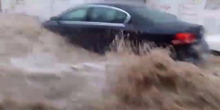 أمطار أمس الإثنين: غلق مستشفى القصاب... اضرار عديدة بالمنشآت وإتلاف المحاصيل الزراعية (فيديوهات)