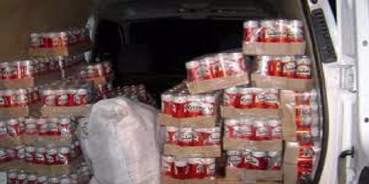 زغوان : حجز 3000 علبة جعة مهربة
