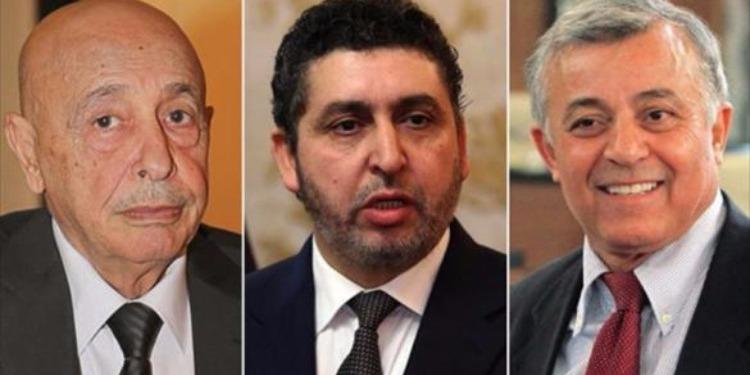 ليبيا : عقوبات أوروبية ضد أبو سهمين والغويل وعقيلة صالح