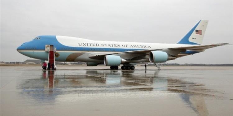 مبلغ خيالي  لإضافة ثلاجات جديدة للطائرة الرئاسية الأمريكية