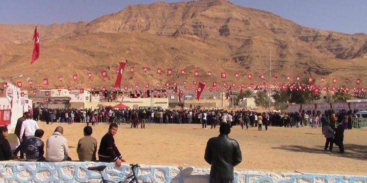 قفصة : انطلاق مهرجان الربيع السياحي والثقافي بالقطار