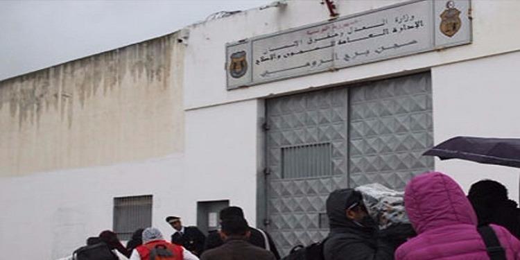 بنزرت: احد نزلاء سجن برج الرومي يحاول الإنتحار بإستعمال مسحوق التنظيف