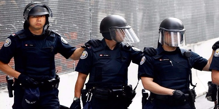 الشرطة الكندية تقر بتنصتها على مواطنيها