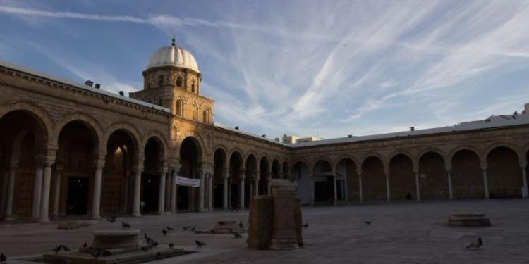 وزير الشؤون الدينية يثمن تبرع السعودية لترميم جامع الزيتونة ومسجد الملك عبدالعزيز بتونس