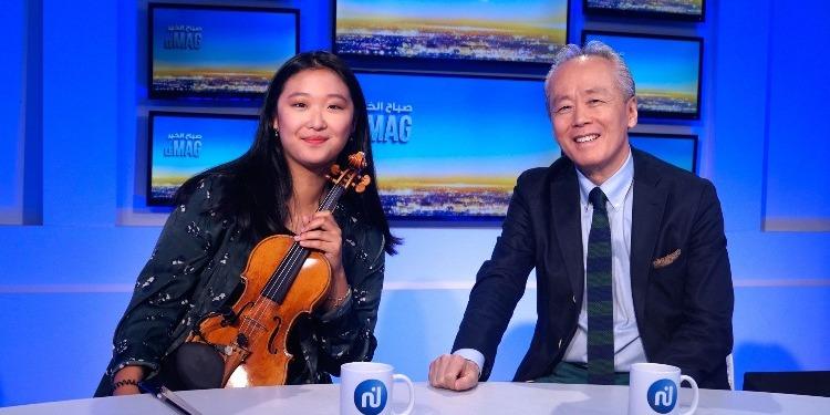 El Jem: Symphonies de Corée du sud …(Photo)