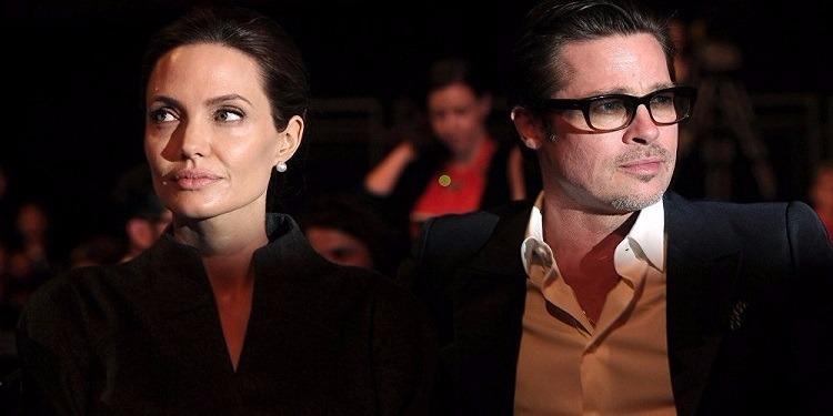أنجيلينا جولي توقف إجراءات الطلاق من براد بيت