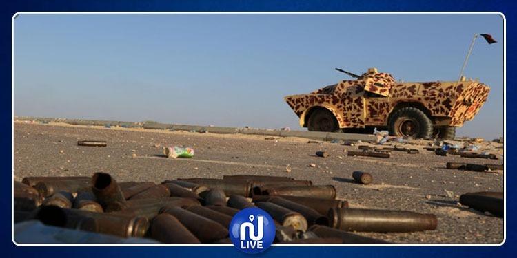 مجموعة تشادية مسلحة تهاجم قوات موالية لحفتر جنوب ليبيا