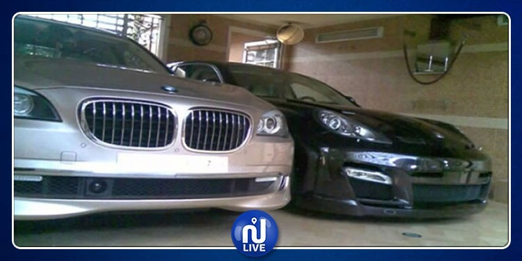 سيدي حسين: كشف مستودع لتهريب السيارات الفاخرة من ليبيا