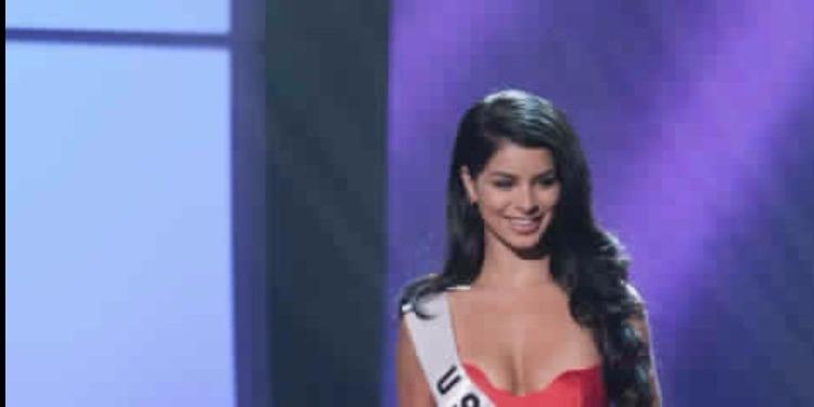 بعد أن أصبحت ملكة جمال أمريكا :تحولت من الإسلام الى المسيحية