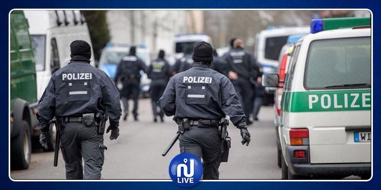 علم ''داعش'' في قلب العاصمة الألمانية برلين!