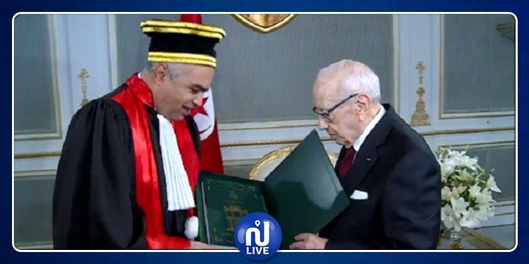 رئيس الجمهورية يتسلّم التقرير السنوي للمحكمة الإدارية (فيديو)