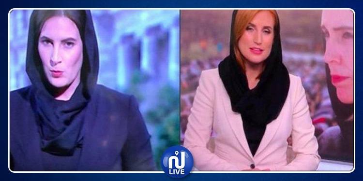 مذيعات نيوزيلنديات يرتدين الحجاب (صور)