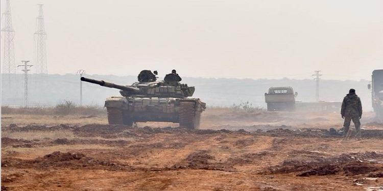 إنسحاب ''داعش'' نهائيا من ريف حلب