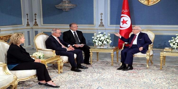 مروان المعشّر: ''كارنيغي للسّلام الدولي'' مستعدة لحشد الدعم الدولي لتونس
