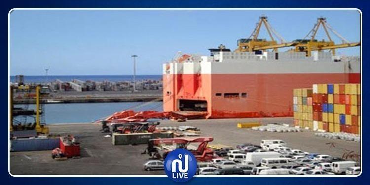 أول رحلة بحرية تجارية بين ميناء جرجيس وميناء دي كارارا الإيطالي