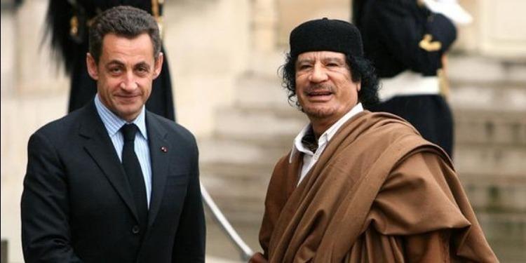 الإفراج عن الرئيس الفرنسي الأسبق ساركوزي