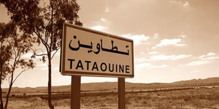 Tataouine: Les jeunes de Kambout manifestent contre la coupure d'eau