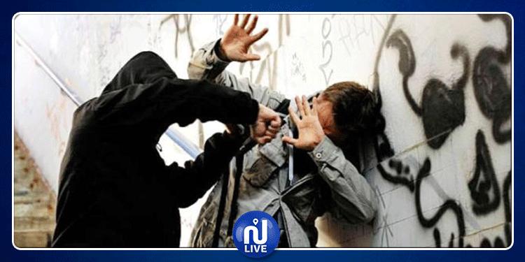 محطة الباساج: براكاج مروّع لتلميذ عمره 14 عاما