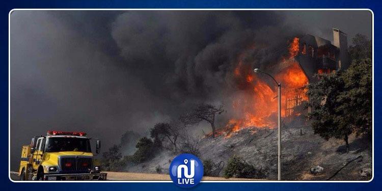 مصرع 76 شخصا وفقدان 1276 أخرين في حرائق كاليفورنيا المٌشتعلة
