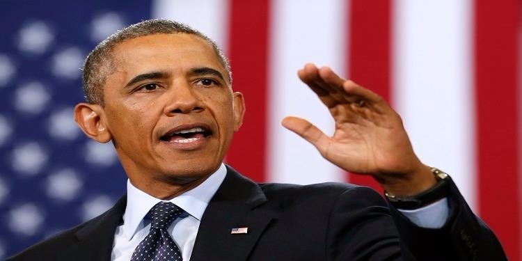أوباما  ينفى وجود خطة للتدخل البرى في ليبيا