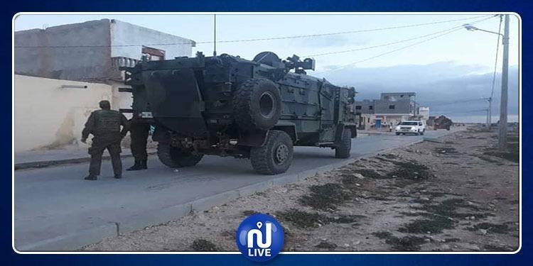 Jelma : Opération sécuritaire achevée, avec succès (Photo)