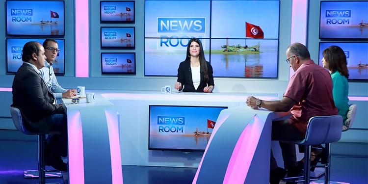 News Room du Dimanche 21 Juin 2019