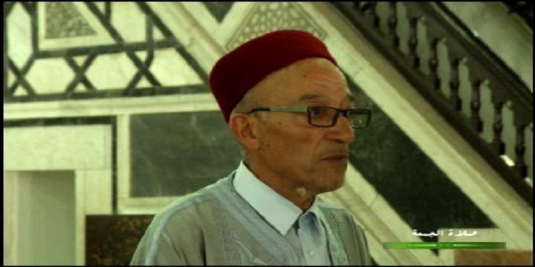 صلاة الجمعة من جامع محرز بن خلف من ولاية تونس