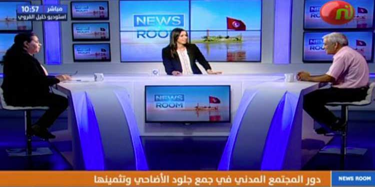News Room du  Mercredi 14 Aout 2019