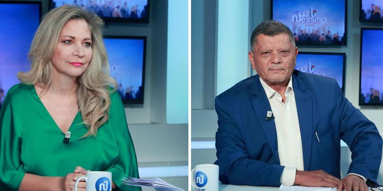 Ness Nessma News Du  Lundi 23  Septembre 2019 - partie 03
