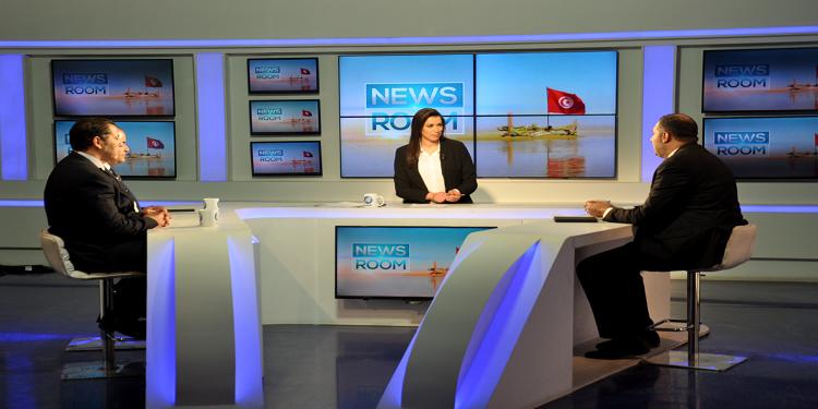 News Room du Dimanche 08 Mars 2020