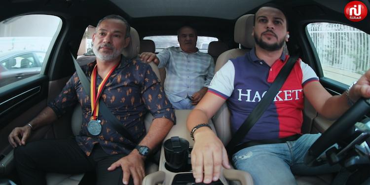 ça_roule avec l'artiste Daly Nahdi et le talentueux dramaturge Lamine