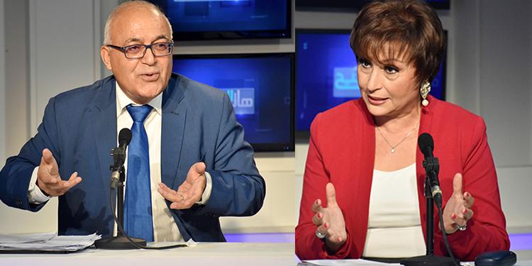 Janet Ben Abdalah ET Mohamed Salah ELayari les Inviter De Hat Esshih