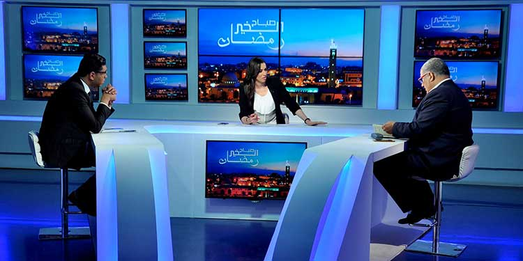 Sbeh El Khir Romdhan Du  Samedi 01 juin 2019 - Nessma tv - partie 2
