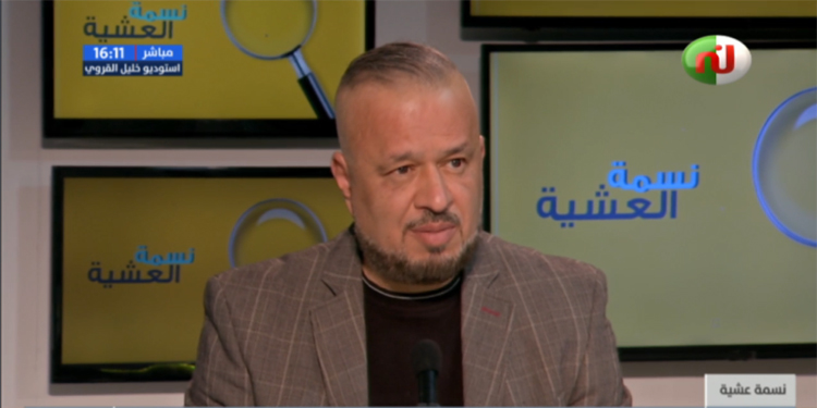 """منذر بن عمار يبعث رسالة حب و أخوة للشعب الجزائري بأغنية """"خاوة"""""""