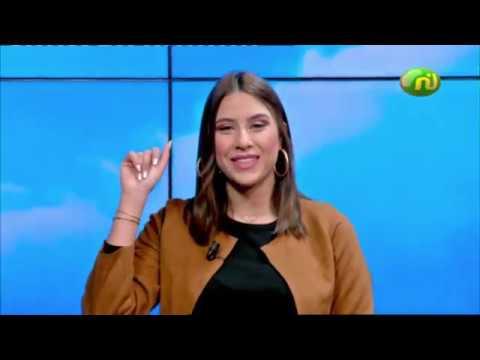 النشرة الجوية المسائية ليوم السبت 20 آفريل 2019