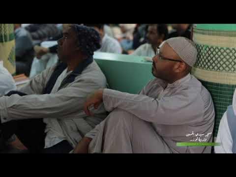 صلاة الجمعة 01 فيفري مسجد سيدي الحسين - ولاية توزر