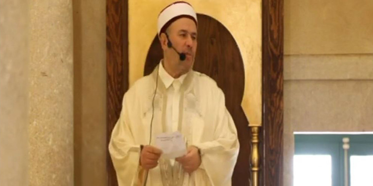 صلاة الجمعة 07 جوان جامع سيدي المسطاري - ولاية  بنزرت