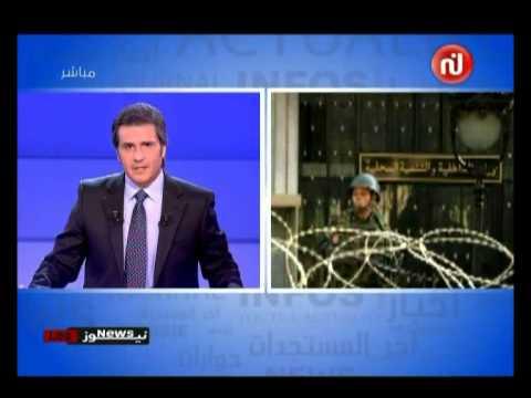 الأخبار - الجمعة  7 جوان 2013