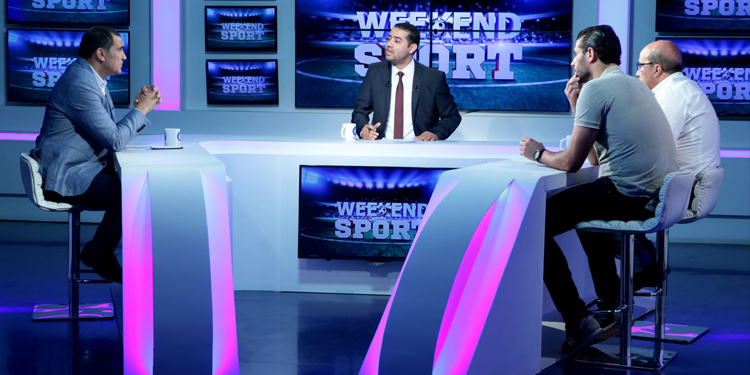 Nessma Weekend Sport du Samedi 8 Juin 2019