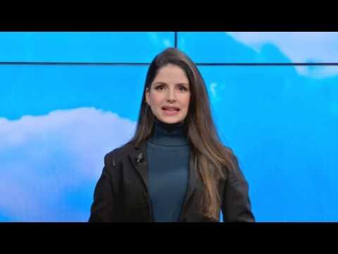 Bulletin météo du L'après midi Du Lundi 04 Février 2019