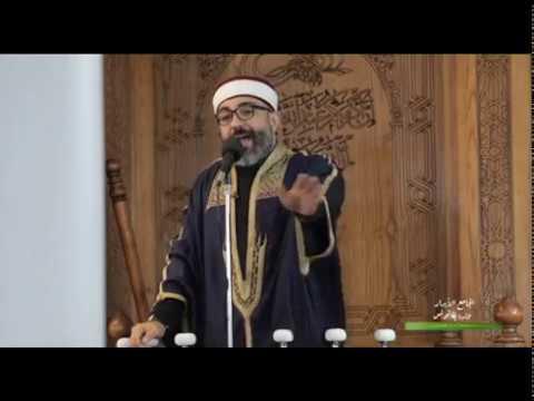 صلاة الجمعة 22 فيفري جامع الأبرار - ولاية تونس